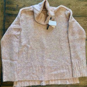 Philosophy Rose  Turtleneck oversize Sweater